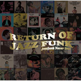Speaker Sgt./Return Of Jazz Funk Special: Jazz Funk Never Dies 2011