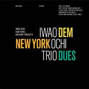 IWAO OCHI / DEM NEW YORK DUES 2020